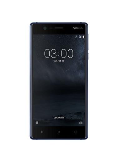 Nokia 3 Ta 1020 Ss Mavi Cep Telefonu Mavi